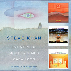 BGO Records - Steve Khan Eyewitness Compilation