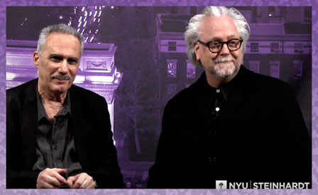 Steve Khan - Dr. David Schroeder - NYU Jazz Interviews Series