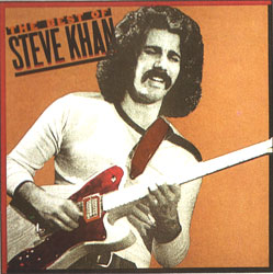 THE BEST OF STEVE KHAN
