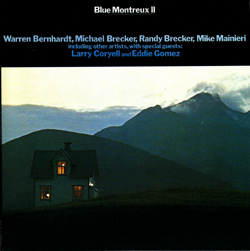 Blue Montreux II - Arista All-Stars