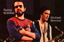 Blue Montreux II - Brecker Bros