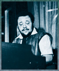 Charles Earland at the Hammond