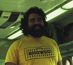 Don Grolnick on the Bullet Train '74
