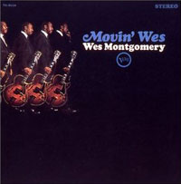 MOVIN' WES Wes Montgomery