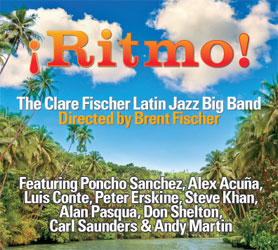 Ritmo - Clare Fischer Latin Jazz Big Band