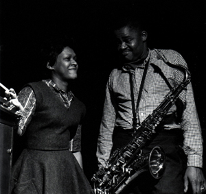 Shirley Scott & Stanley Turrentine