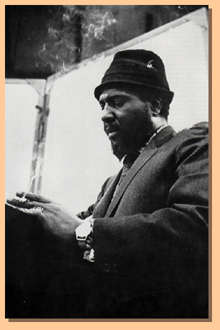 Thelonious Monk - Lawrence Shustak